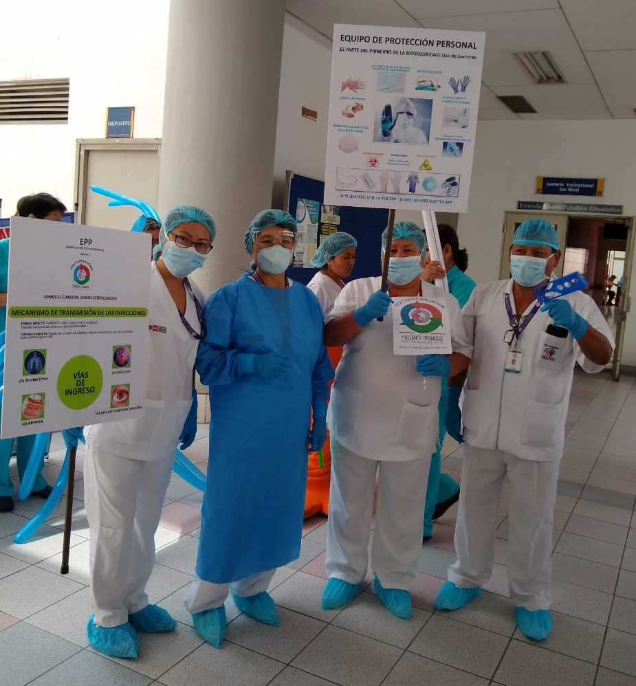 Open House Day 2019 in Peru – WFHSS – World Federation For